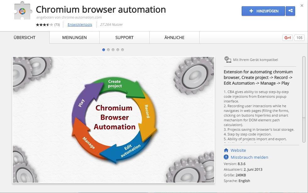 Die Besten Kostenlosen Tools F R Die Browser Automation
